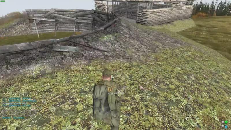 ARMA 2 Sa Matra's Wasteland Chernarus Smerch vs Тупорылый мусор aka Сутенёр