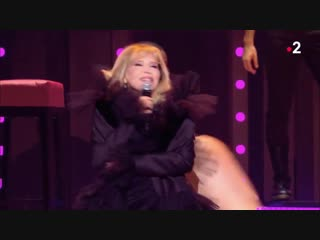 Amanda lear can't take my eyes off you (jp gaultier tv special, french tv) (2018)