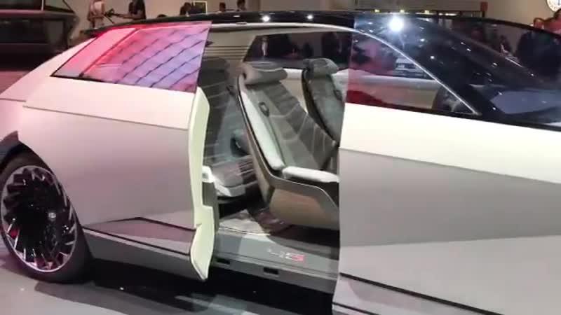 HyundaiMotorCompany, электрический концепт-кар 45.