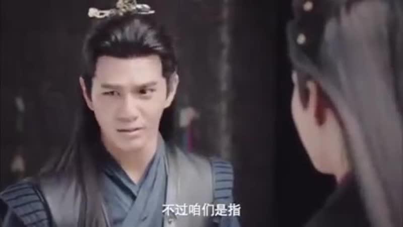Съёмки Сказание о юности - Тай Цзу Сюн и Чжоу Янь Чэнь