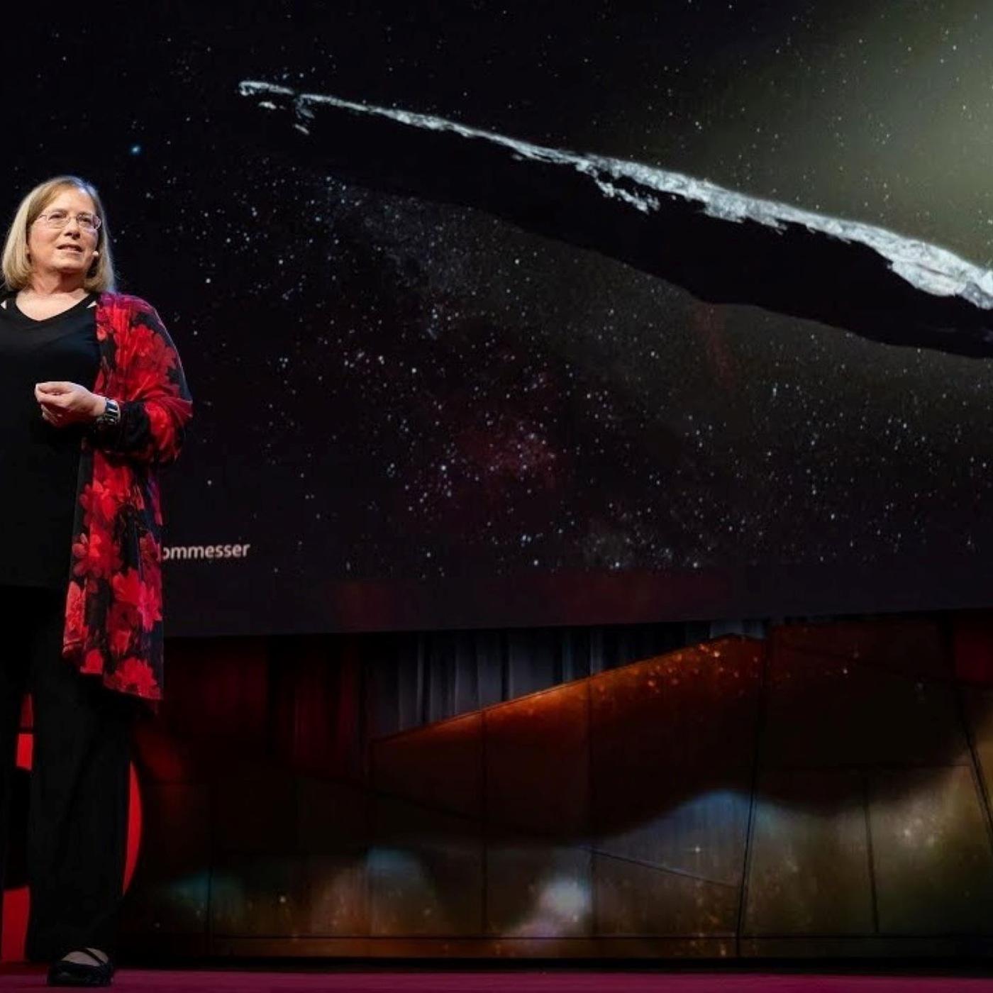 История Оумуамуа, гостя из другой звёздной системы (Карен Дж. Мич)