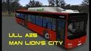 Автобус MAN Lion's City ULL A25 beta OMSI 2