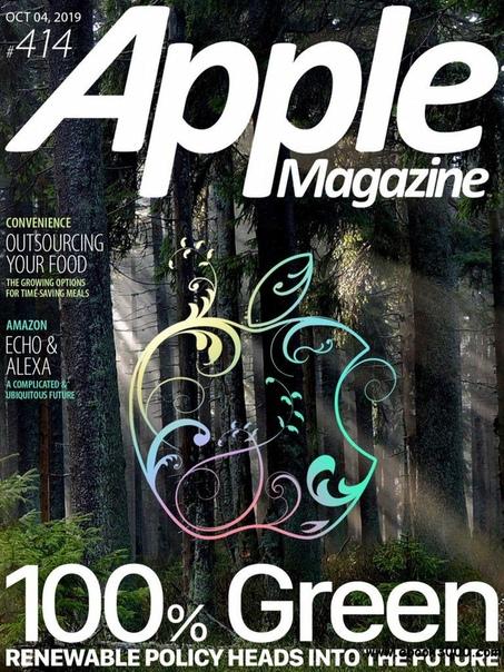 2019-10-04 AppleMagazine