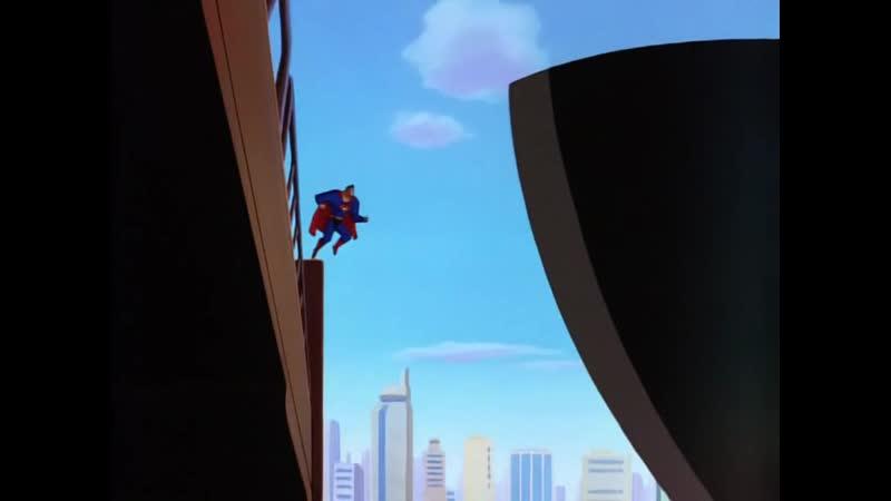 Сезон 02 Серия 06: | Супермен (1996-2000) / Superman | Identity Crisis