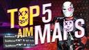 Top Five Aim Training Maps in CS:GO
