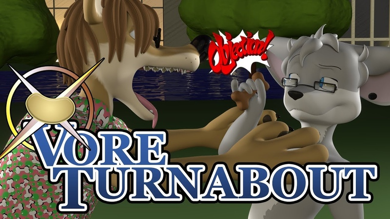 Vore Turnabout! Fomo eats Ante!