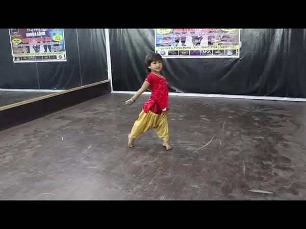 Tagdi Song Dancer-Arushi BC(choryographed by Vannu Gupta)