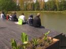 Омичей приглашают в обновленный парк 30 летия ВЛКСМ