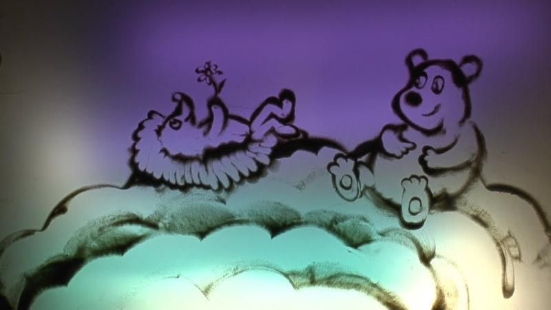 Трям - Здравствуйте! (С.Козлов) анимация Театра Солнечные Часы, читал Владемир Дергач