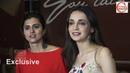Ridhi Dogra Sanaya Irani At Screening Of Film Pehlwaan