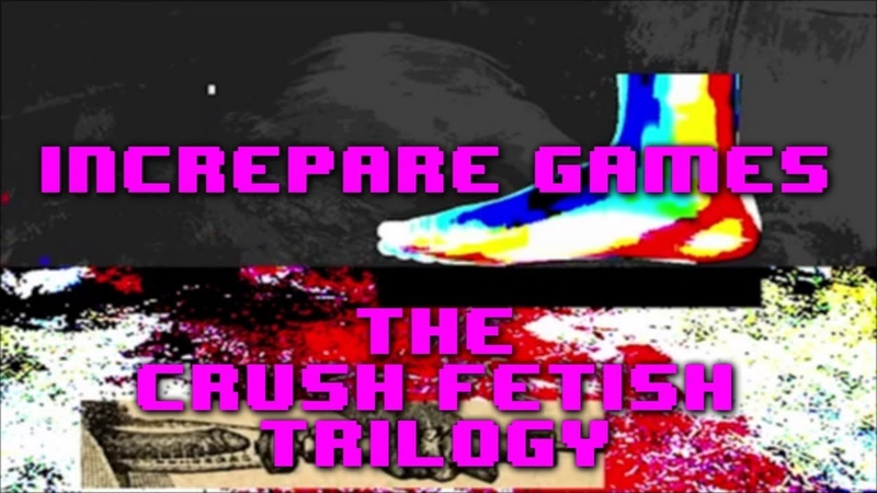 Increpare Games The Crush Fetish Trilogy
