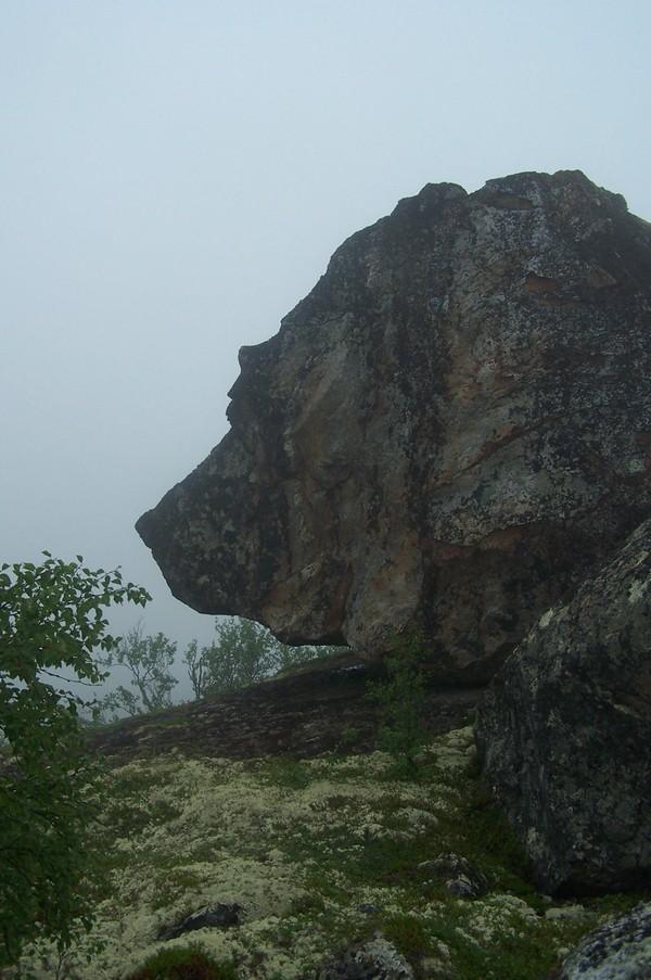 Сейды в Мурманской области