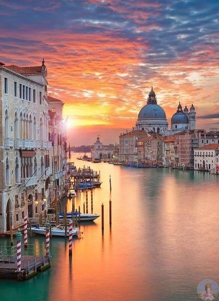 Потрясающая Венеция
