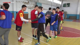 В Комрате прошел турнир по мини-футболу на «Кубок Комрата»