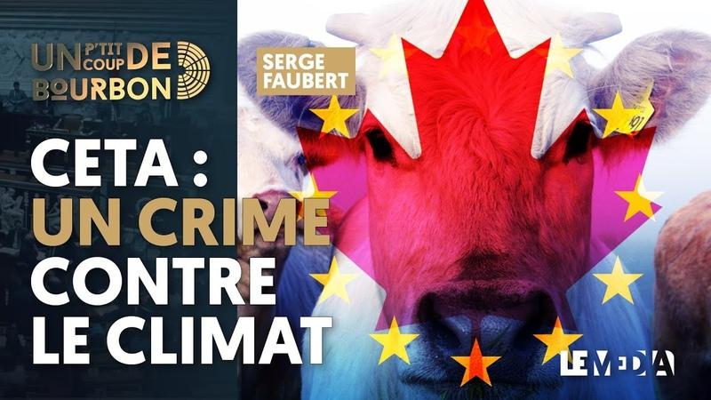 MACRON ENTERRE DÉFINITIVEMENT L'ÉCOLOGIE CETA UN CRIME CONTRE LE CLIMAT