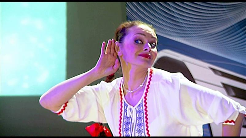 Jana Ponomareva con Anna Pustovaya Kalinka da MilleVoci 2018 ©