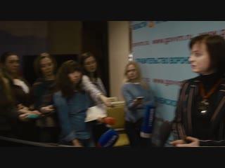Ольга Сергеева о детских выплатах