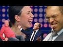 Таня Черновол и Микола Вересень опозорились в эфире