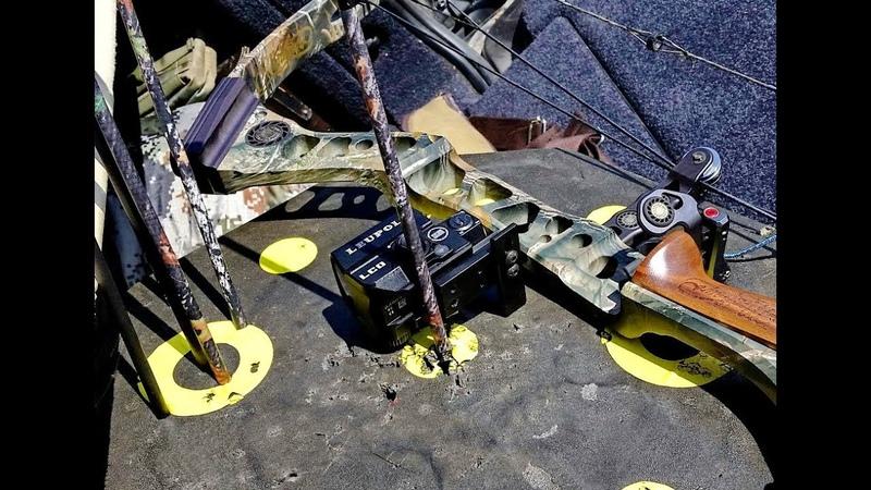 Стрельба из лука с коллиматорным прицелом, без стойки, без вкладки, и в десятку - NEC Systems