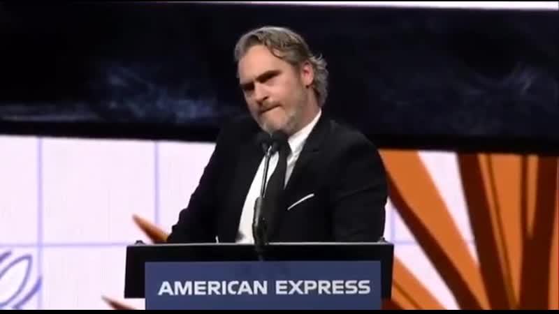 Хоакин Феникс на Международном кинофестивале в Палм-Спрингс 2020 год
