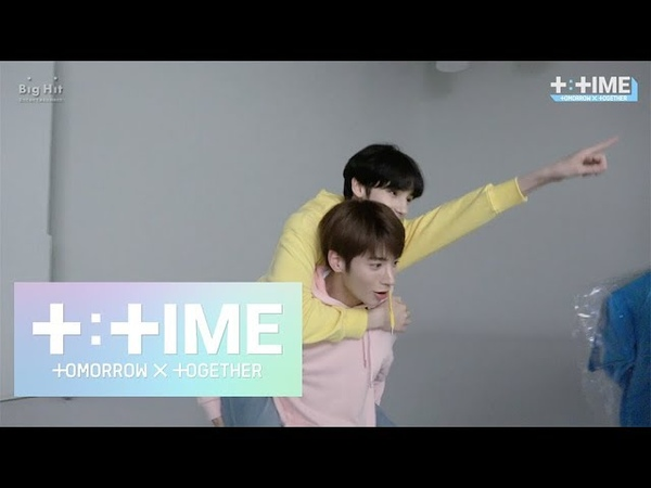 [TTIME] SOOBIN ATTACK! Leaders hard time - TXT (투모로우바이투게더)