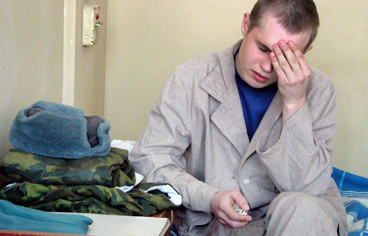 что делать если заболел в армии