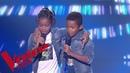 MC Solaar - Sonotone | Lucas et Nathan | The Voice Kids France 2019 | Blind Audition