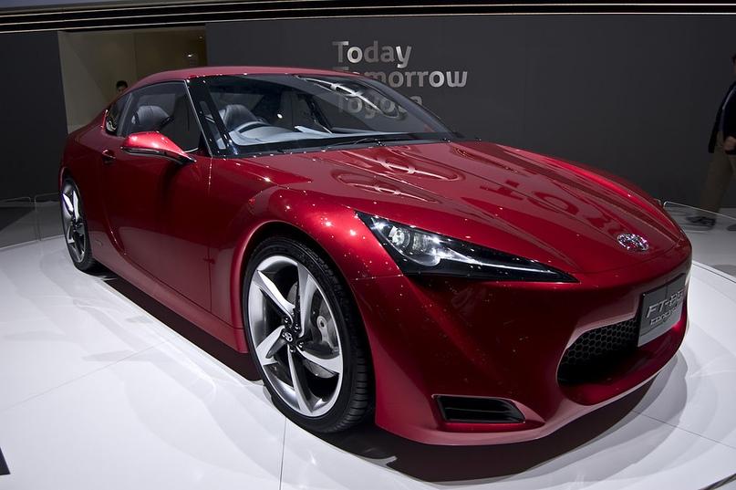 Toyota FT-86 Concept (2009)