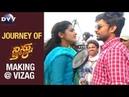 NINNU KORI Movie Making Journey at Vizag   Nani   Nivetha Thomas   Aadhi   DVV Entertainments