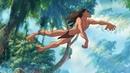 Tarzan | Swinging Setpieces [1080p]