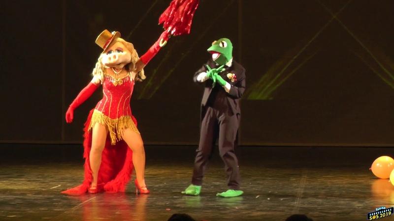 SOS 2019 Kermit the Frog Miss Piggy Muppet show