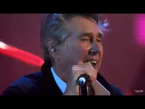 Roxy Music Rock and Roll Hall of Fame 2019