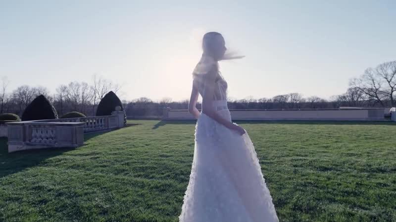Désir à l'Anglaise Vera Wang Spring 2017 Bridal Collection