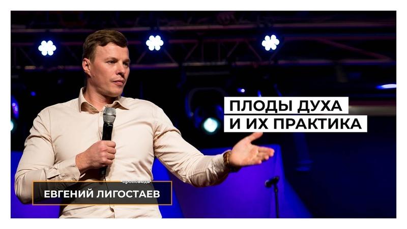 Евгений Лигостаев - ПЛОДЫ ДУХА И ИХ ПРАКТИКА