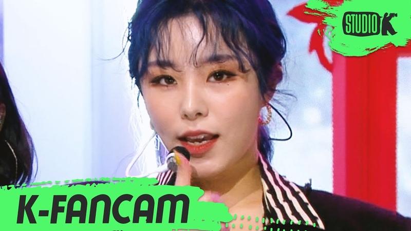 [K-Fancam] 마마무 휘인 직캠 'HIP' (MAMAMOO WHEEIN Fancam) l @MusicBank 191115