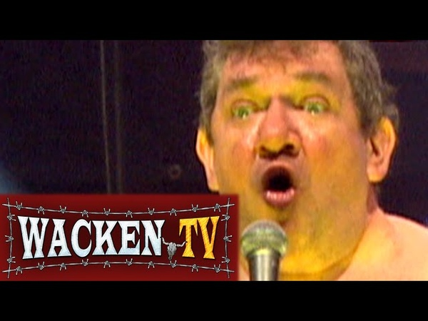 Die Kassierer Das Schlimmste ist wenn das Bier alle ist Live at Wacken Open Air 2013