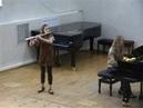 Veracini Sonata 12 Cantabile