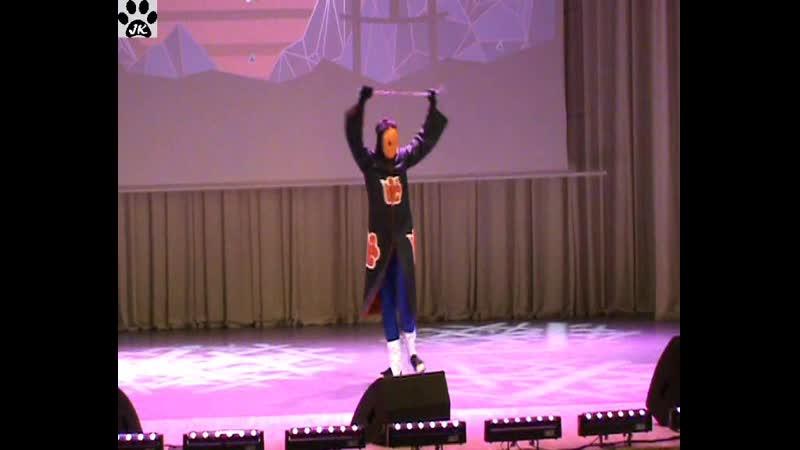 09 Герои Востока Лучший костюм Akio Yuu Naruto Tobi смотреть онлайн без регистрации