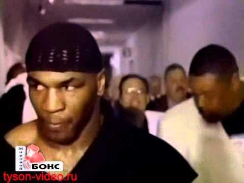 Майк Тайсон Франсуа Бота 49 1 Mike Tyson vs Francois Botha