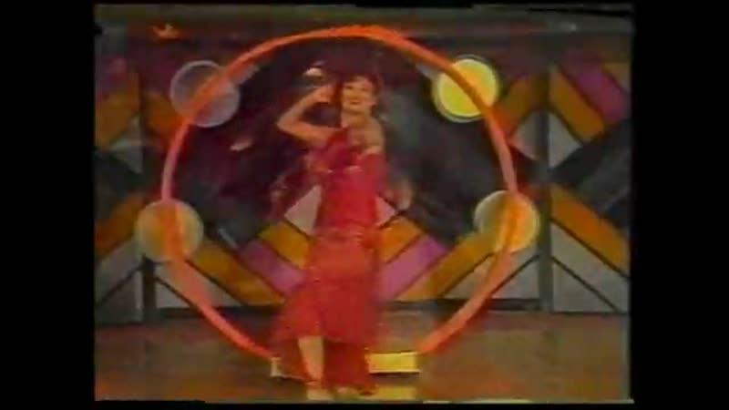 Belly Dancing_Nagwa Fouad.Dances to Baladi Thriller Music Dr Samy Farag
