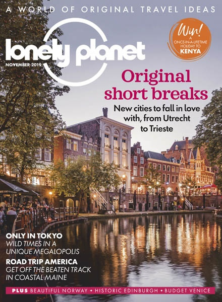 Lonely Planet Traveller UK 11.2019