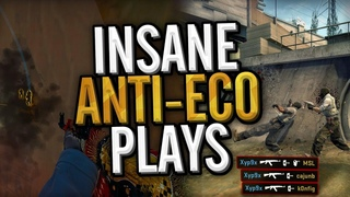 Anti-Eco CS:GO Plays That Are Actually Insane (Satisfying Plays)