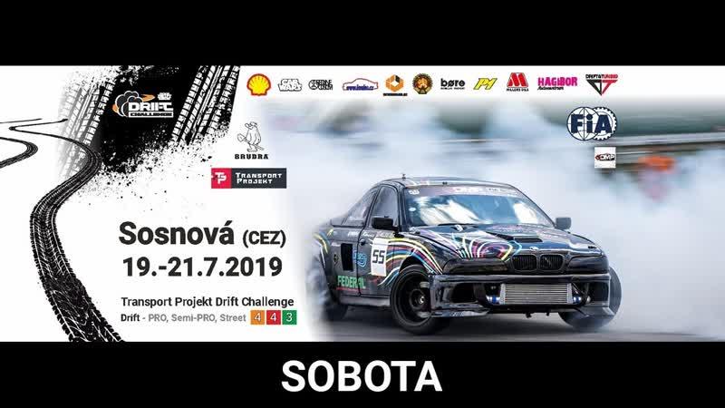 RD3 Transport Projekt Drift Challenge Sosnová Sobota 20. 7. 2019