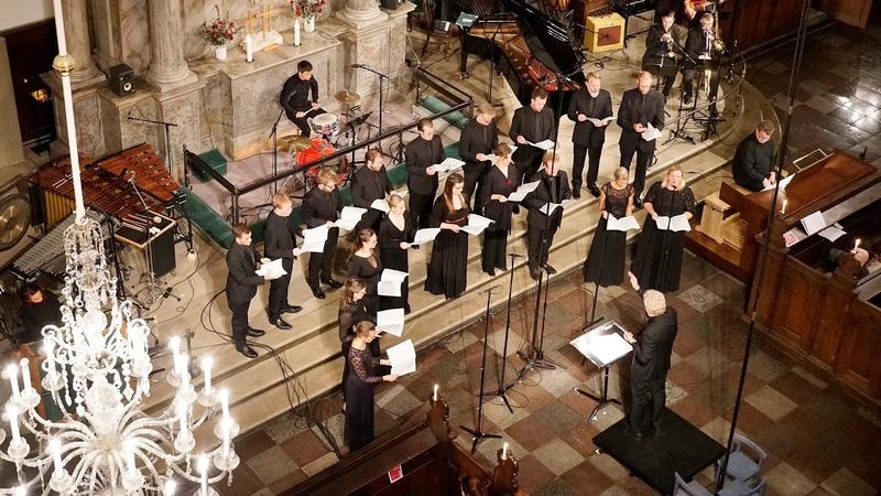 Schnittke Requiem Mogens Dahl Chamber Choir