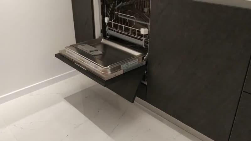 Посудомоечная машина SMEG STC75 встраиваемая в пенал колонну