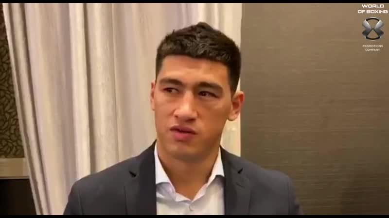 Чемпион мира WBA Дмитрий Бивол о бое Ковалев - Альварес
