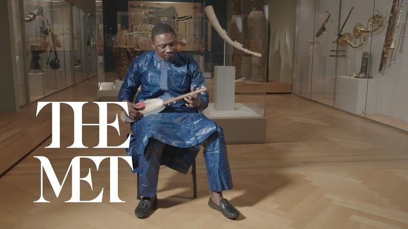 "Damandiay"" performed by Mussa Diabaté Traditional Mali Music N'goni l Met Music"