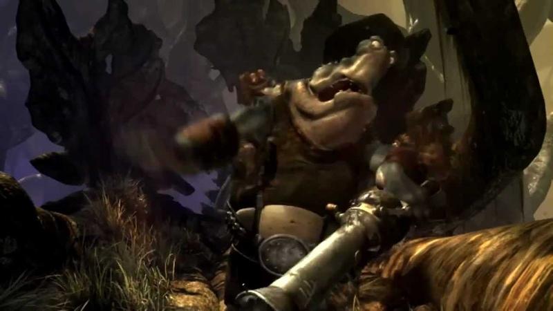 Oddworld: Stranger's Wrath Cutscenes - [Part 1/4]