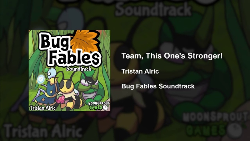 Bug Fables OST 29 Team This One's Stronger