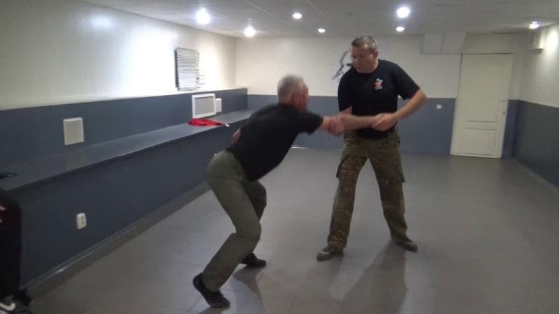 Прикладной рукопашный бой Принципы защиты от ударов Построение движений Ошибки